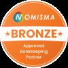 Bronze Bookkeeping Badge Phil Bessant Limited Accountants Newport